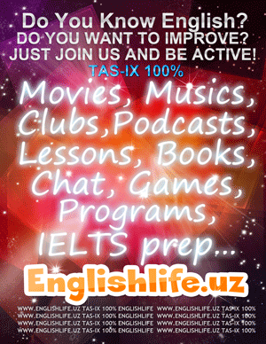 Build Your English Life with Us!!!