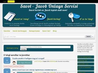 Qanday-qilib.uz — Сервис Вопросов и Ответов на узбекском языке